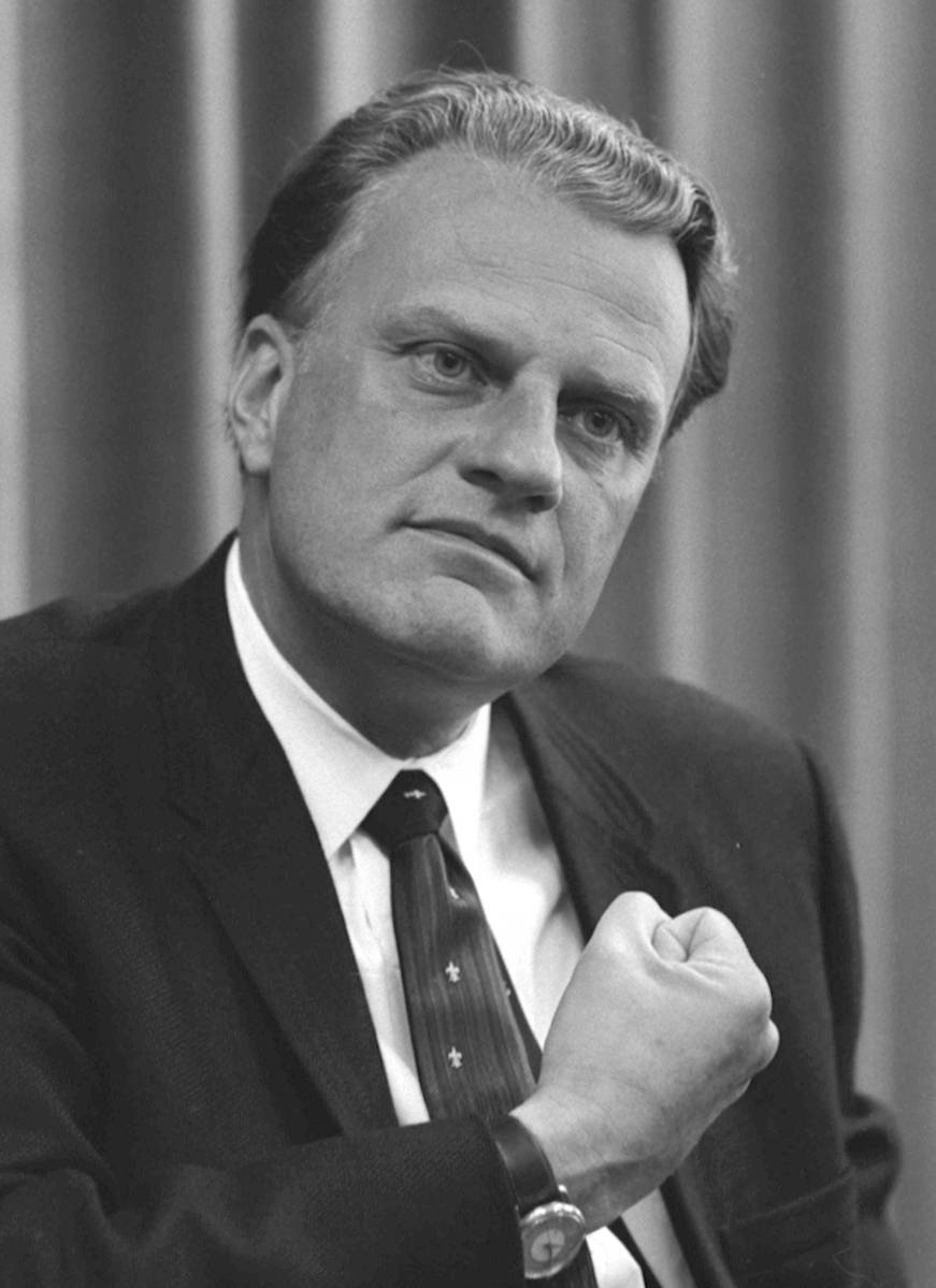 Billy Graham's 5 Truths for Fathers